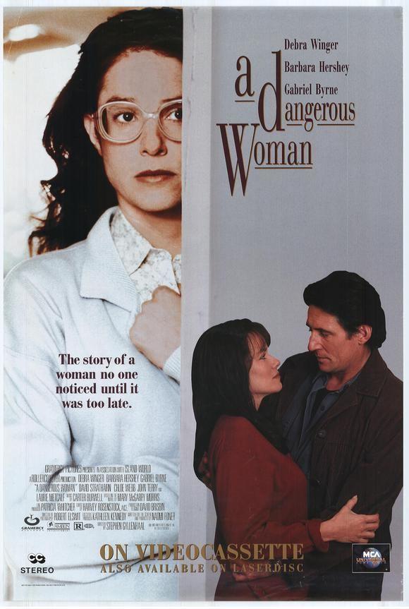 A Dangerous Woman (1993 film) A Dangerous Woman 1993 Byrneholics Online