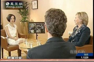 A Date with Luyu Clinton and Geithner on 39A Date With Luyu39 China Real Time Report