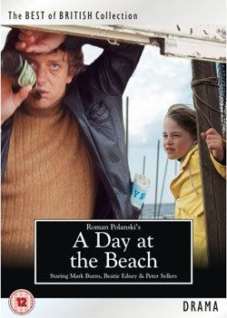 A Day at the Beach Cinedelica DVD Review A Day At The Beach 1970
