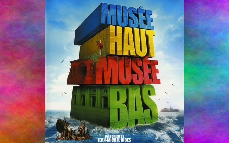 A Day at the Museum Muse haut muse bas