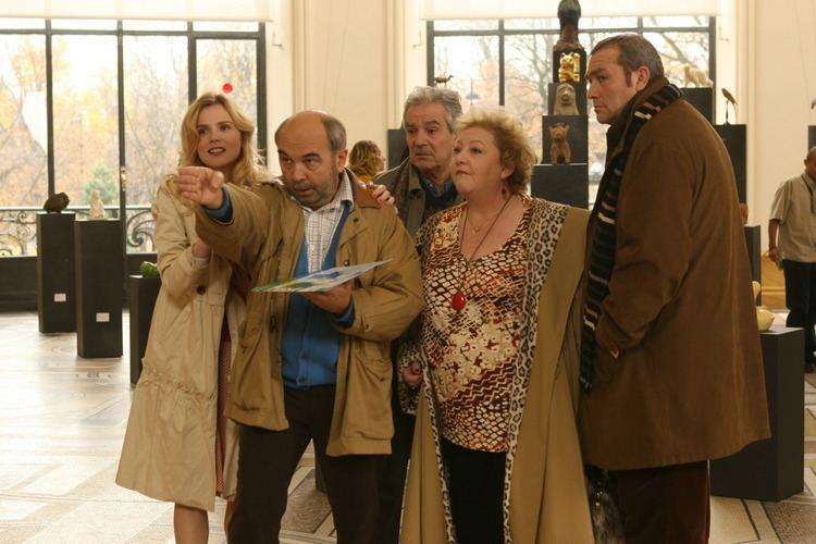 A Day at the Museum Critique Muse haut muse bas un film de JeanMichel Ribes