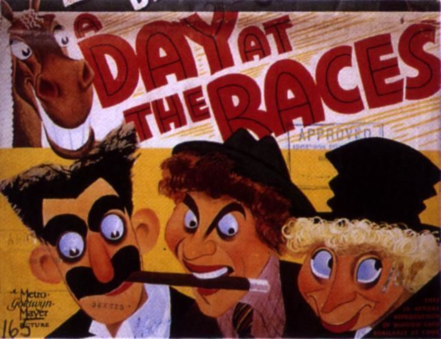A Day at the Races (film) A Day at the Races 1937 The Marx Brothers