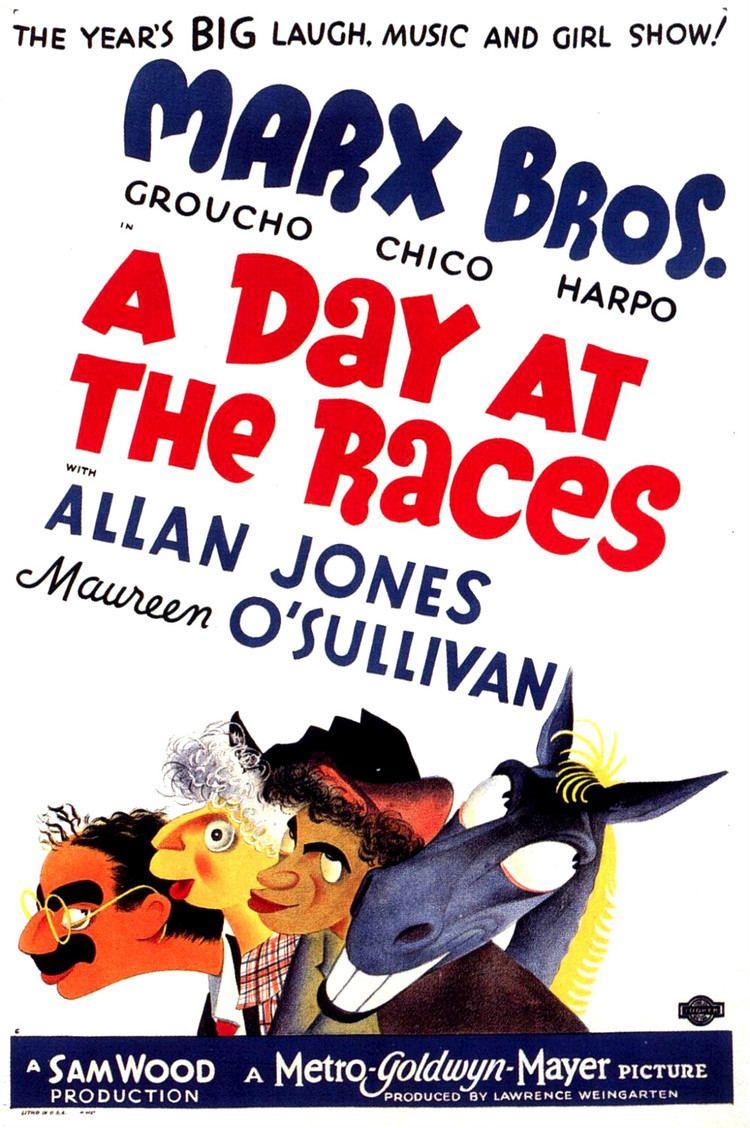 A Day at the Races (film) A Day at the Races film Wikipedia