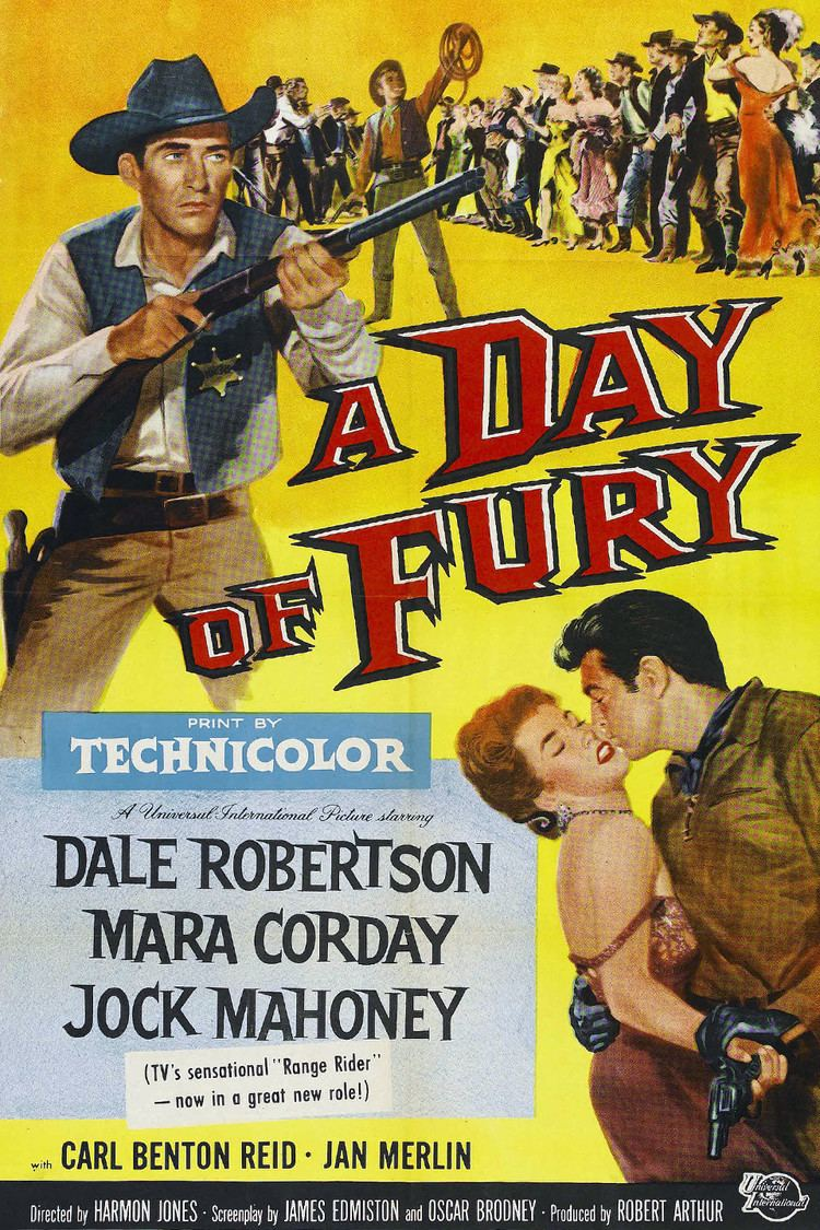 A Day of Fury wwwgstaticcomtvthumbmovieposters41247p41247