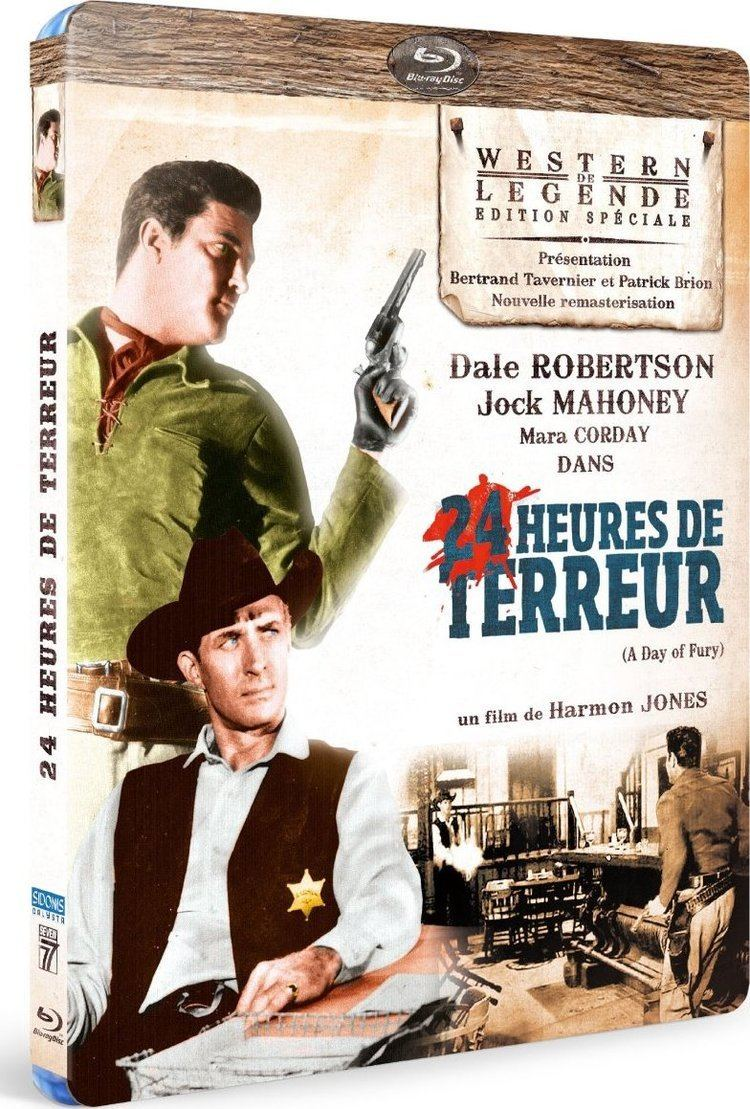 A Day of Fury A Day of Fury Bluray 24 heures de terreur Western de Lgende