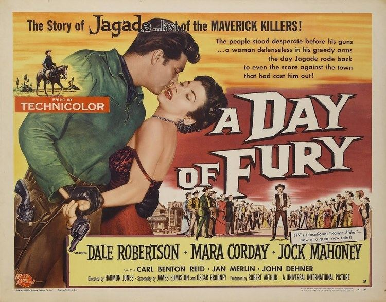 A Day of Fury TrueWest A Day of Fury 1956