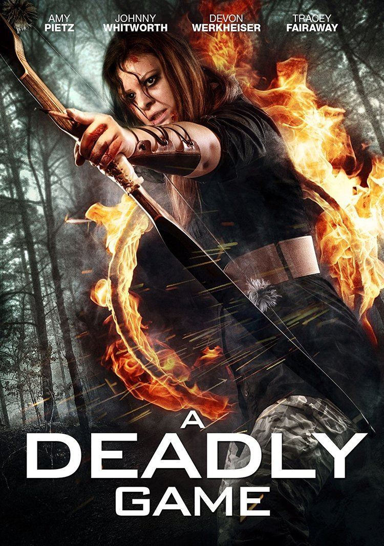 A Deadly Game (1924 film) Amazoncom A Deadly Game Amy Pietz Tracey Fairaway Johnny