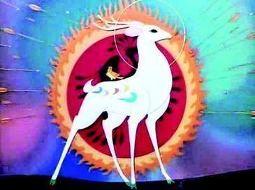 A Deer of Nine Colors movie poster