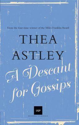 A Descant for Gossips (novel) t1gstaticcomimagesqtbnANd9GcSuPIvfTd67pllt