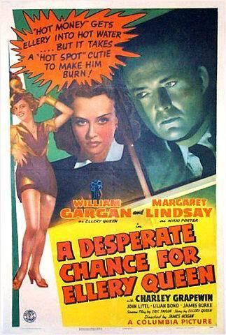 A Desperate Chance A Desperate Chance for Ellery Queen Movies