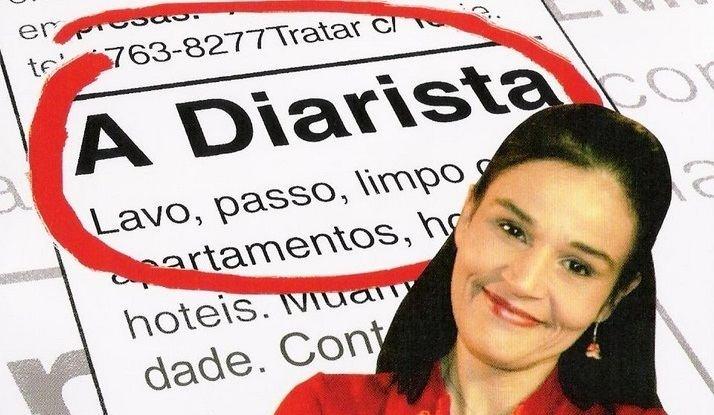 A Diarista SRIES E FILMES DUBLADOS E LEGENDADOS A Diarista 1 Temporada