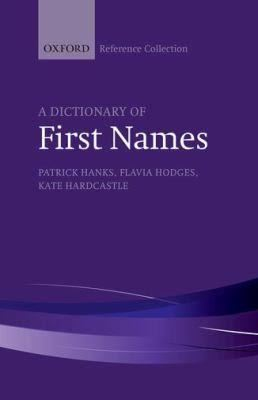 A Dictionary of First Names t3gstaticcomimagesqtbnANd9GcQjlEl2BZz0lFE7Z