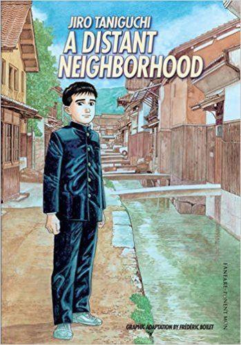 A Distant Neighborhood A Distant Neighborhood Complete Edition Taniguchi Jiro
