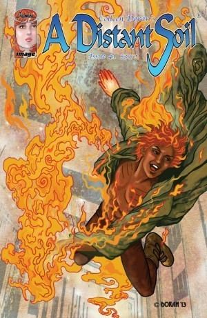 A Distant Soil A Distant Soil Series Image Comics