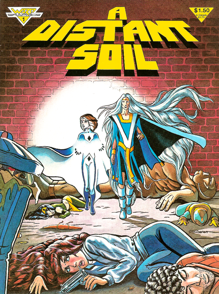 A Distant Soil Out of the Vault A Distant Soil Hero Go Home