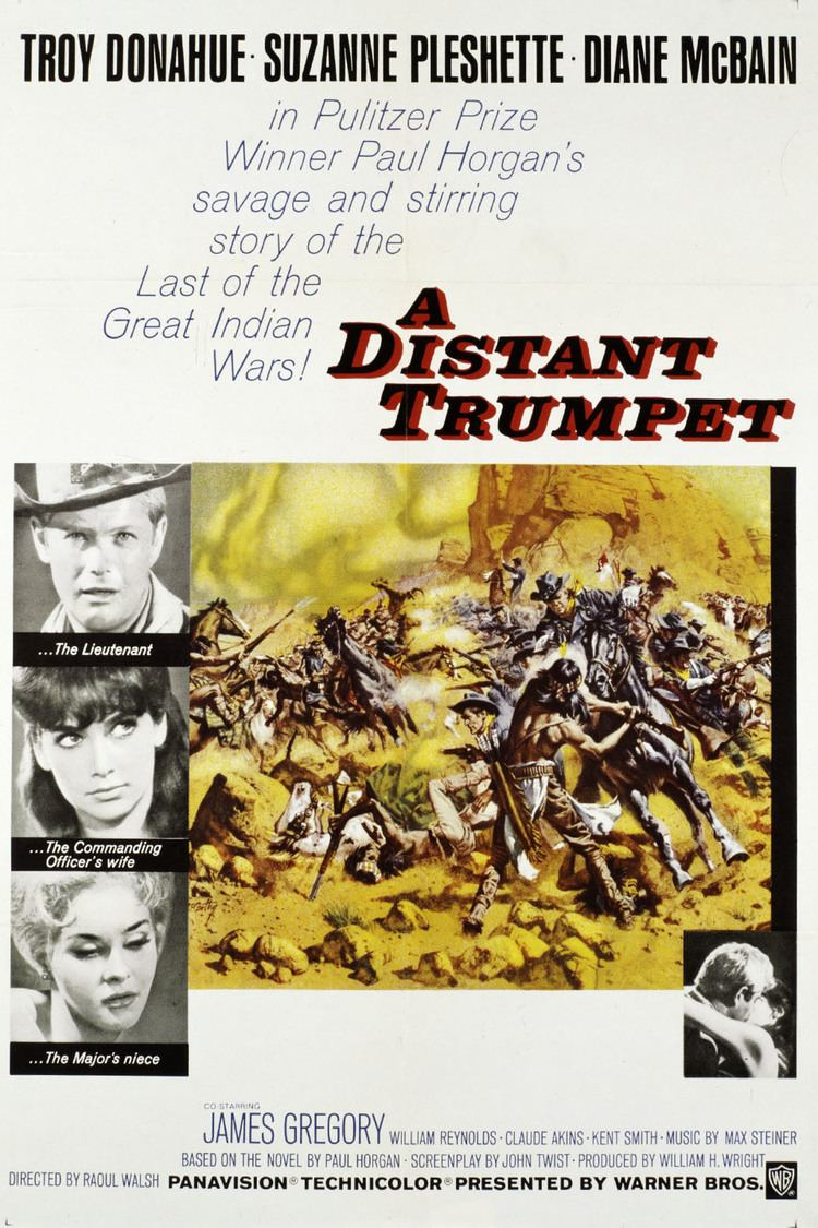A Distant Trumpet wwwgstaticcomtvthumbmovieposters2765p2765p