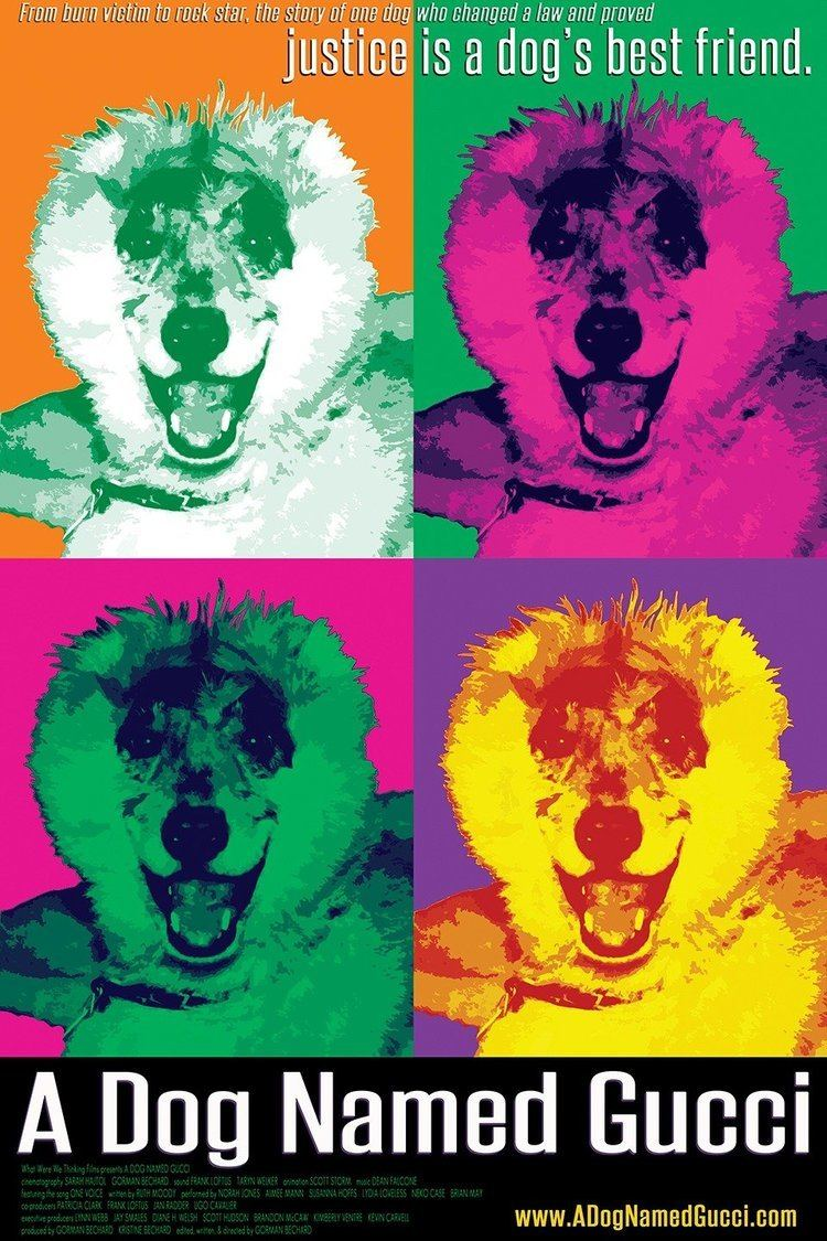 A Dog Named Gucci wwwgstaticcomtvthumbmovieposters12137881p12