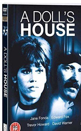 A Doll's House (1973 Losey film) A Dolls House 1973 DVD Amazoncouk Jane Fonda Trevor Howard