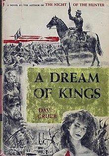 A Dream of Kings (novel) httpsuploadwikimediaorgwikipediaenthumb1