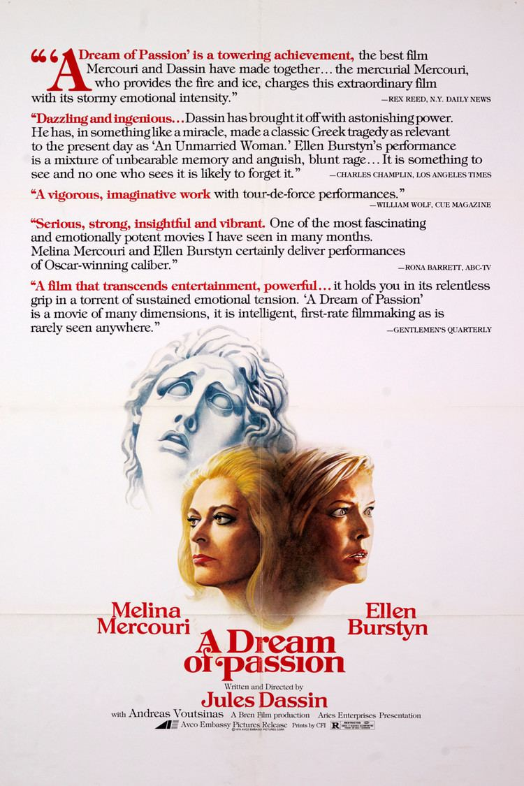 A Dream of Passion wwwgstaticcomtvthumbmovieposters74248p74248