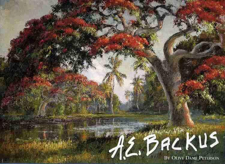 A. E. Backus AE Backus 1886104093 5995 Zen Cart The Art