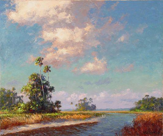 A. E. Backus A E Backus Paintings for Sale