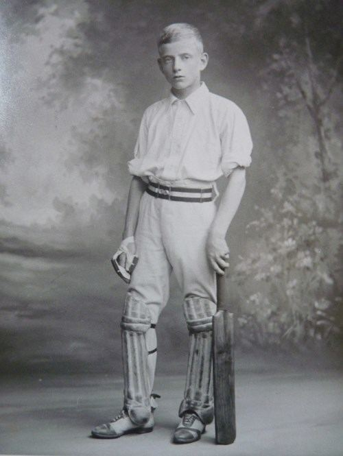 A. E. J. Collins AEJ Collins Remembered Cricket at Clifton College
