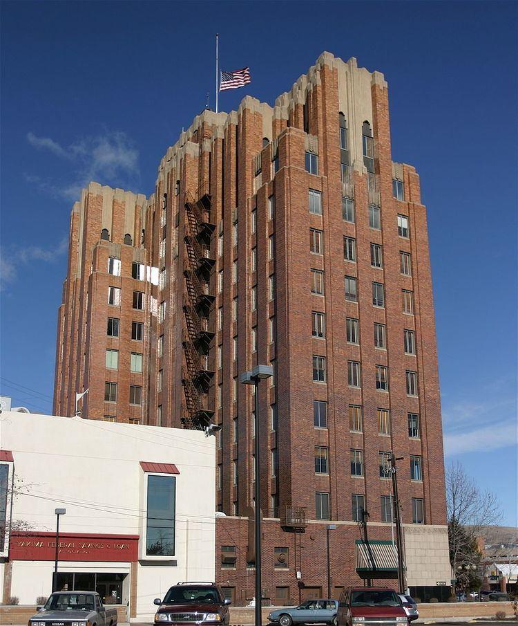 A. E. Larson Building