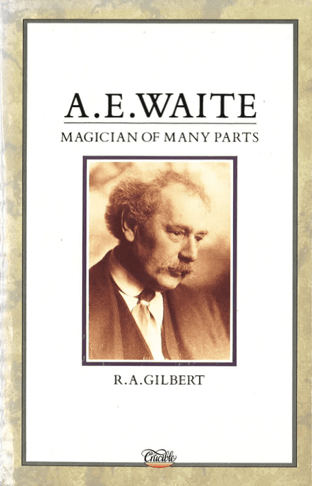 A. E. Waite Infinite Fire Webinar IX Arthur Edward Waite Bibliographer