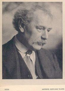 A. E. Waite httpsuploadwikimediaorgwikipediacommonsthu