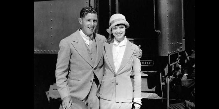 A. Edward Sutherland Eddie Sutherland and Louise Brooks Dating Gossip News Photos