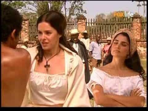 A Escrava Isaura (2004 telenovela) A escrava Isaura Record capitulo 5 parte 12 YouTube