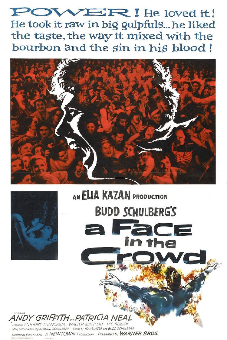 A Face in the Crowd (film) wwwgstaticcomtvthumbmovieposters1264p1264p