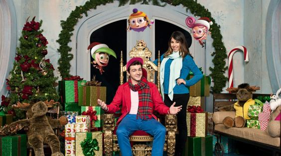 A Fairly Odd Christmas Nickelodeon to Debut New 39Fairly Odd Christmas39 Movie Animation