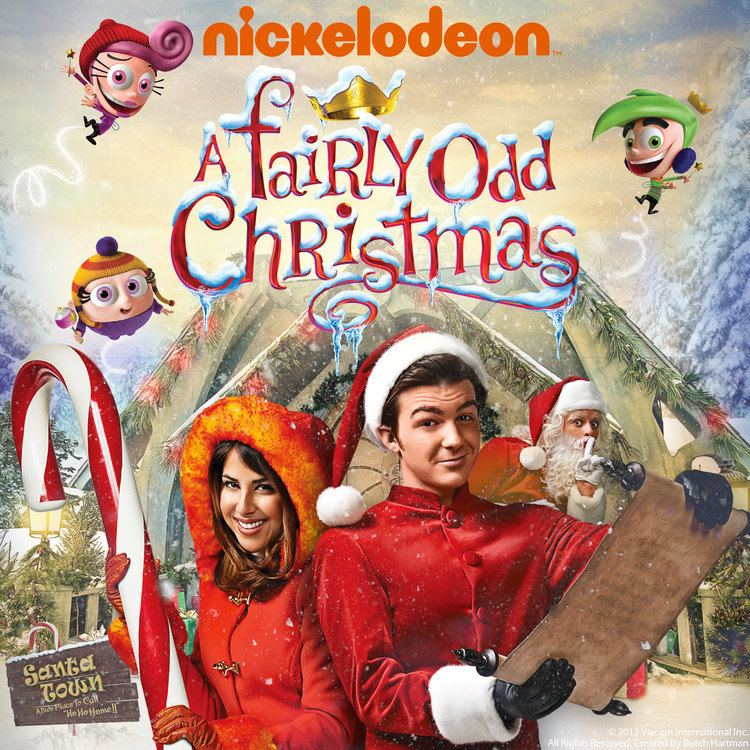 A Fairly Odd Christmas Fairly OddParents A Fairly Odd Christmas A Fairly Odd Christmas