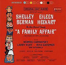 A Family Affair (musical) httpsuploadwikimediaorgwikipediaenthumb2