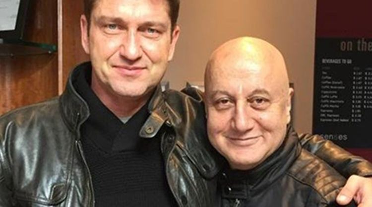 A Family Man Anupam Kher to star in 39The Headhunter39s Calling39 The Indian Express