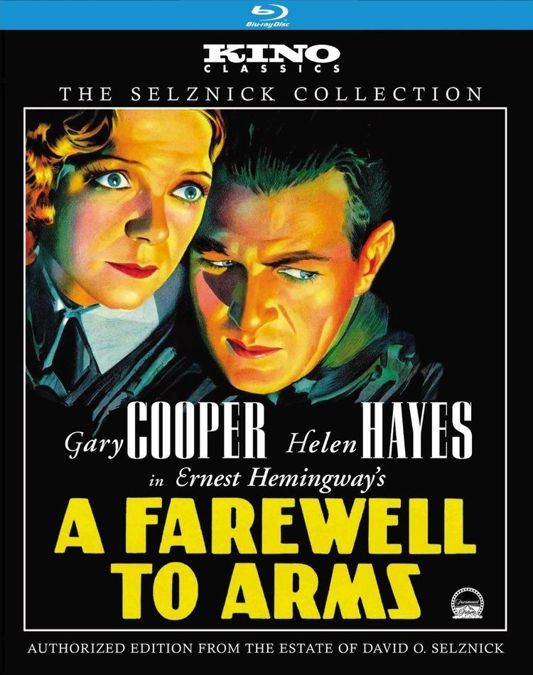 A Farewell to Arms (1932 film) A Farewell to Arms Bluray