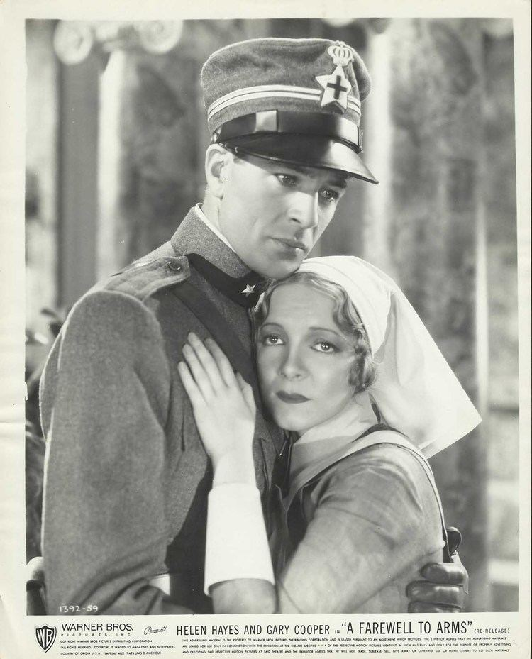 A Farewell to Arms (1932 film) 1932 A Farewell to Arms Set Design Cinema The Red List