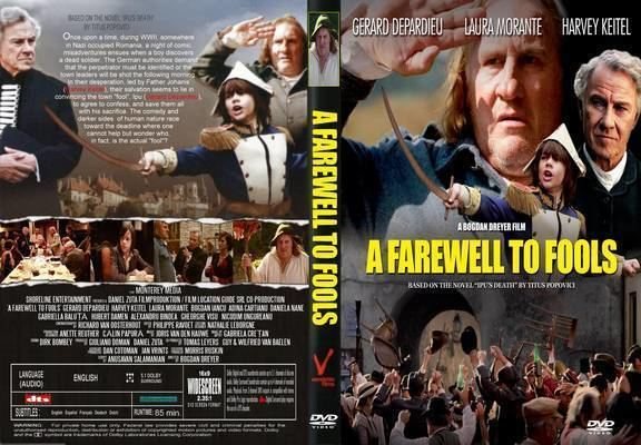 A Farewell to Fools A Farewell To Fools 2013 DVD Front Cover id89744 Covers Resource