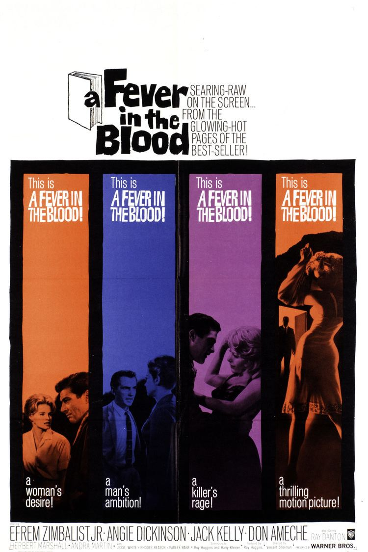 A Fever in the Blood wwwgstaticcomtvthumbmovieposters38096p38096