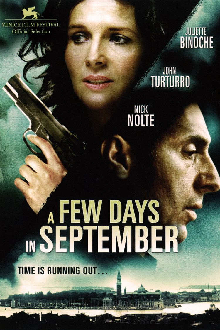 A Few Days in September wwwgstaticcomtvthumbdvdboxart173512p173512