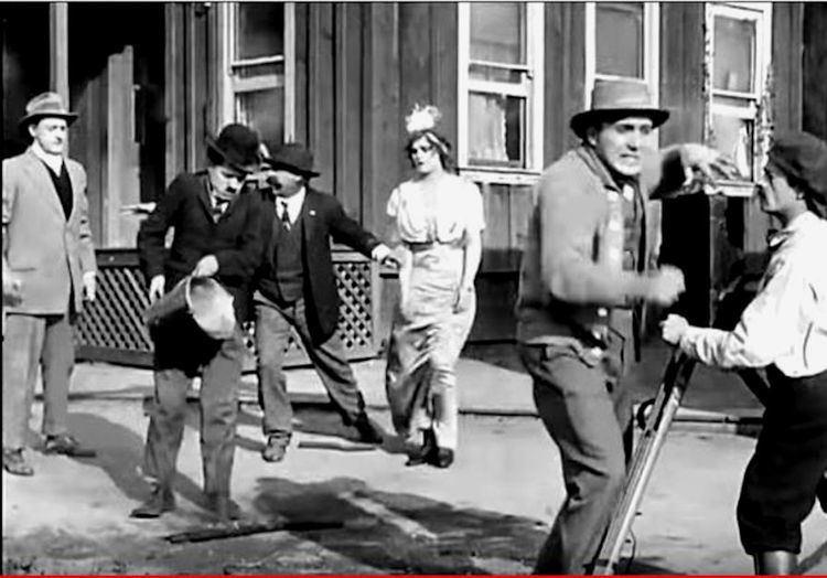 A Film Johnnie A Film Johnnie 1914