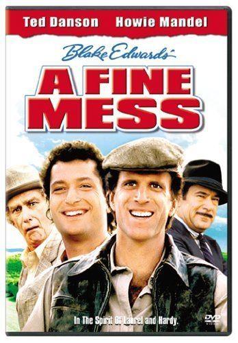 A Fine Mess (film) Amazoncom A Fine Mess Richard Mulligan Stuart Margolin Maria