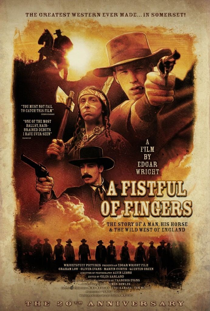 A Fistful of Fingers Edgar Wrights Forgotten Film Debut A Fistful of Fingers Splitsider