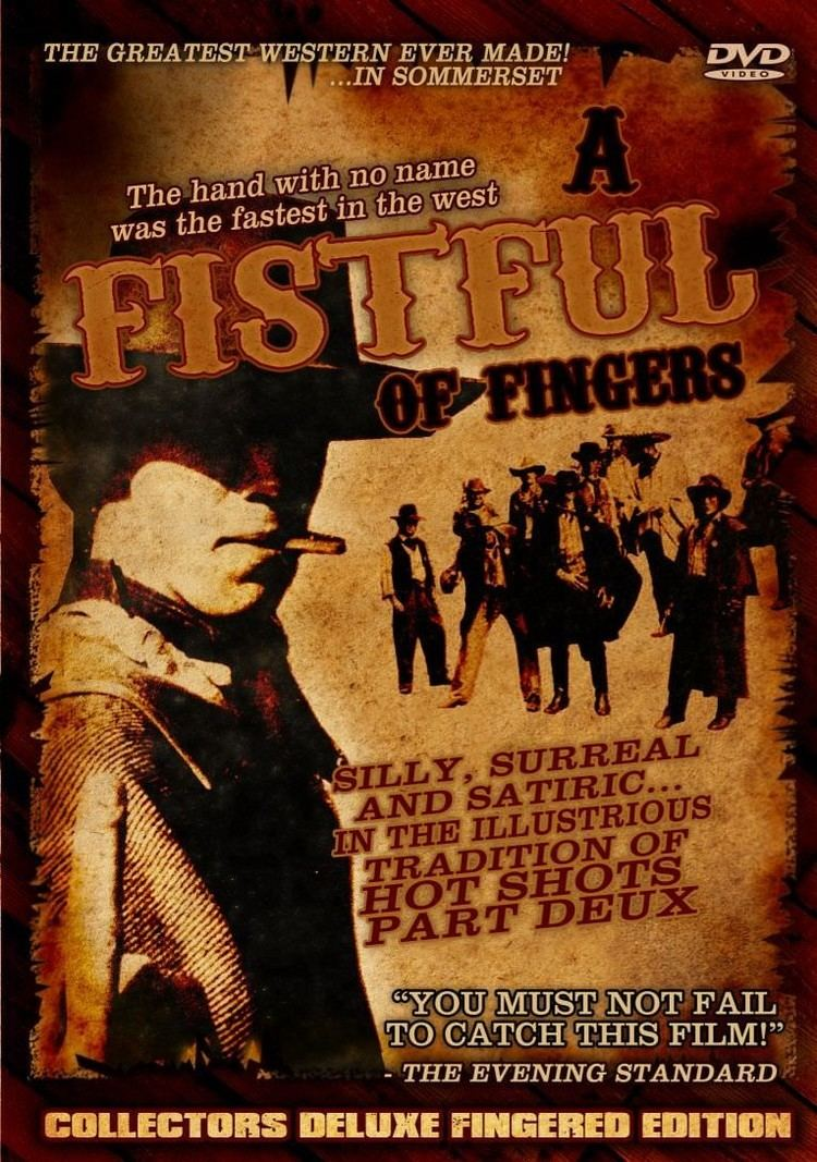 A Fistful of Fingers A Fistful of Fingers 1995 DVD Twistedanger