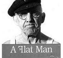 A Flat Man httpsuploadwikimediaorgwikipediaenthumb6