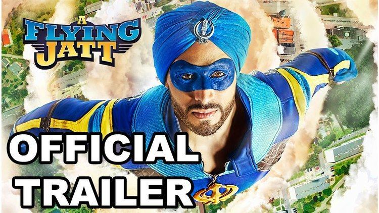 A Flying Jatt A Flying Jatt Official Trailer Tiger Shroff Jacqueline