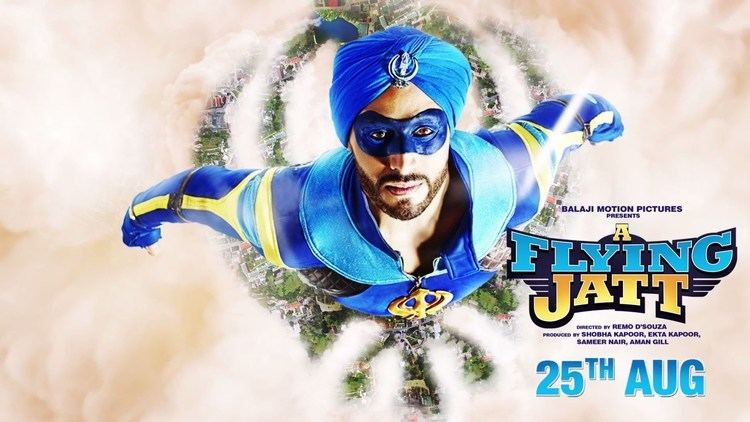 A Flying Jatt A Flying Jatt Official Motion Poster Tiger Shroff Jacqueline