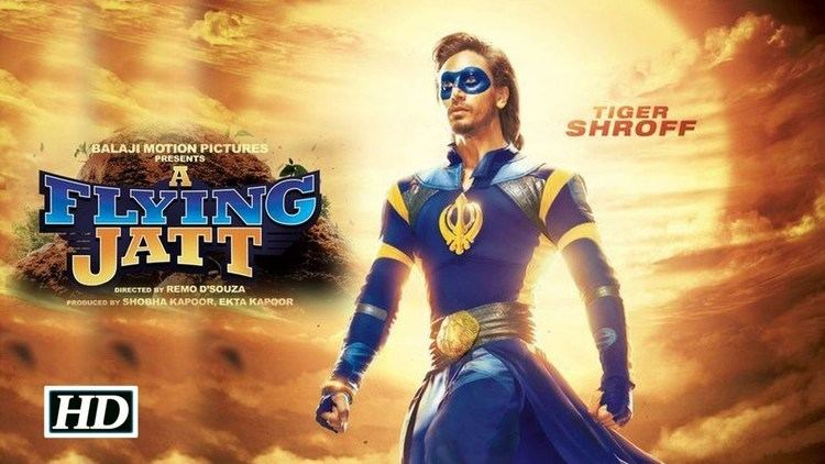 A Flying Jatt Controversy over Tiger Shroff39s New Film 39A flying Jatt39Daily Sikh